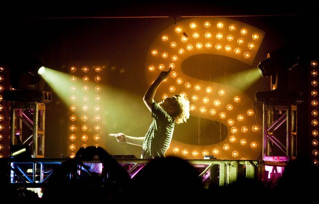 Rusko live at the showbox sodo in seattle, wa