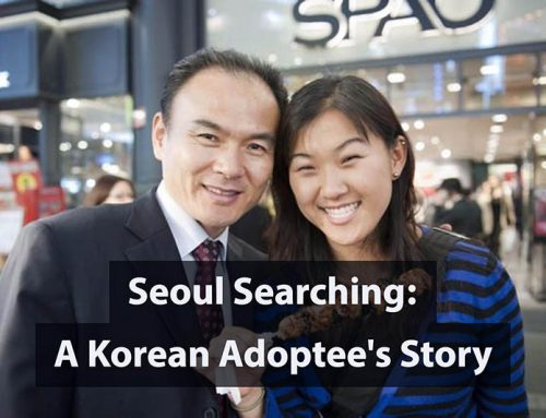 Seoul Searching – A Korean Adoptee's Story