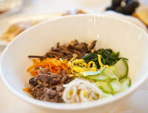 Photos & Words: Korean Food