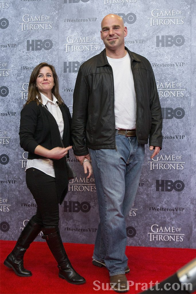 "Marcus Hahnemann at HBO's ""Game Of Thrones"" Season 3 Seattle Pre"