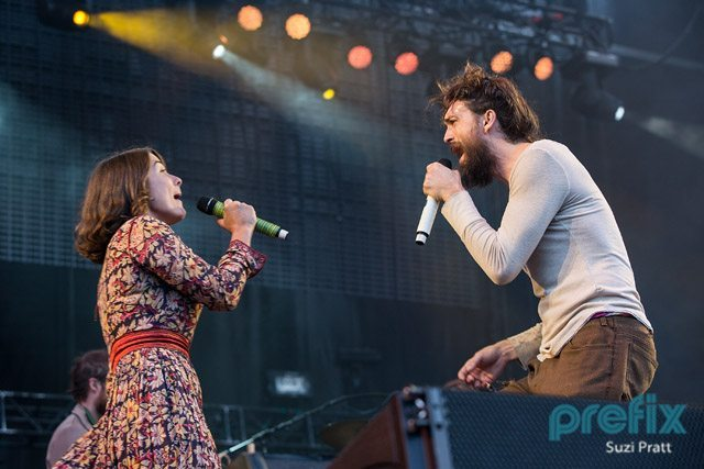 Edward Sharpe and the Magnetic Zeroes