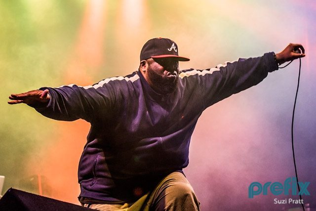 Killer Mike @ Sasquatch Music Festival 2013