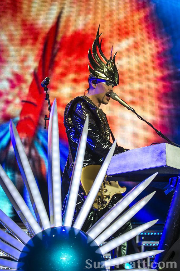 Empire of the Sun @ Paramount Theater in Seattle, WA