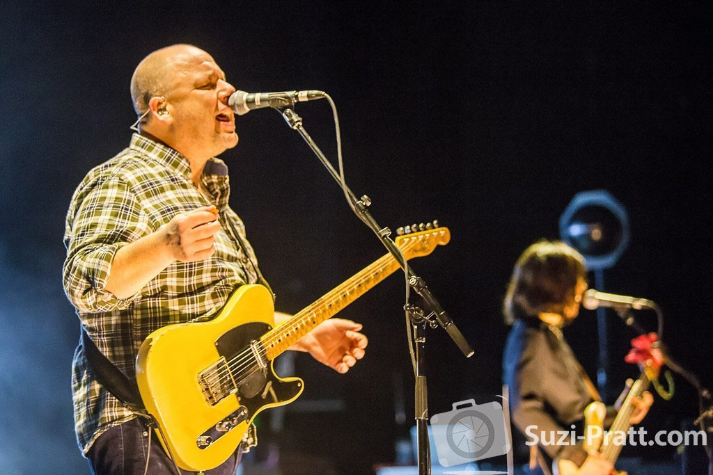 Black Francis Pixies Seattle