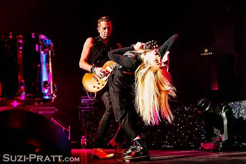 Ellie Goulding Seattle music photography