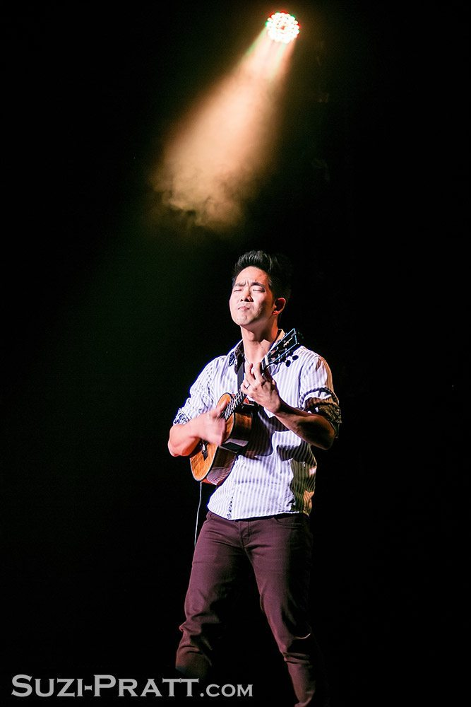 Jake Shimabukuro's Uke Nation 2014 Tour at the Paramount Theater