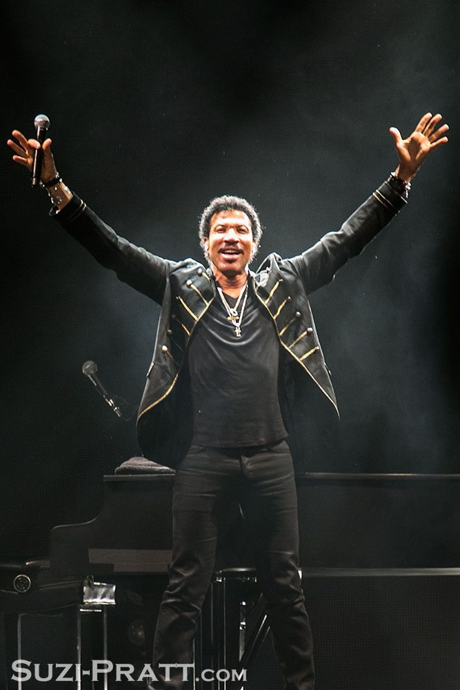 "Lionel Richie ""All The Hits All Night Long Tour"" And CeeLo In Concert"