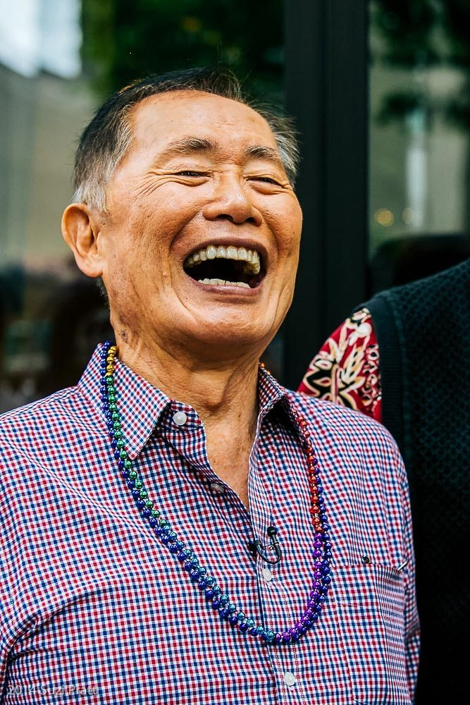 40th Annual Seattle Pride Parade with George Takei