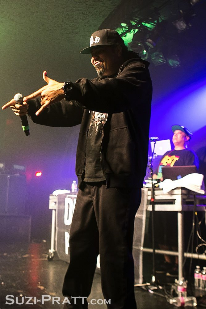 Dilated Peoples concert photos in Seattle