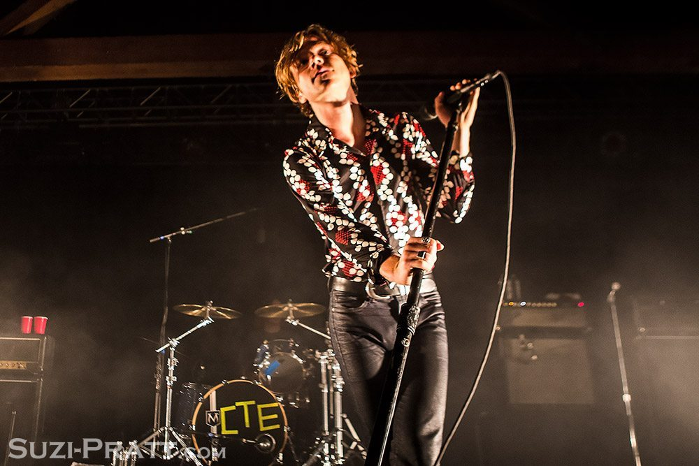 Cage the Elephant Seattle live photography