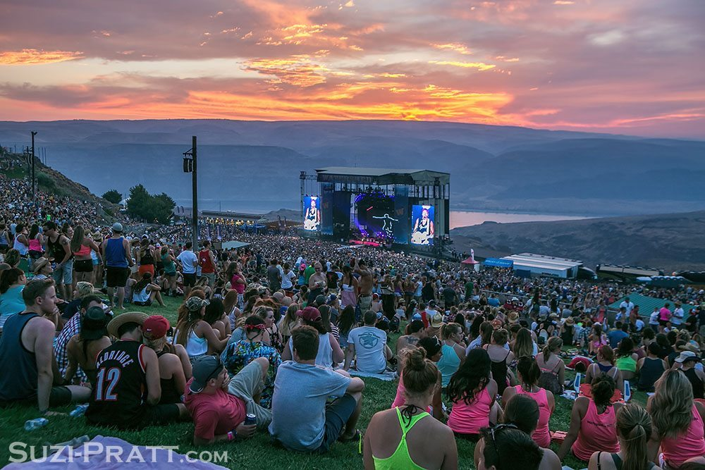 Watershed Country Music Festival 2014
