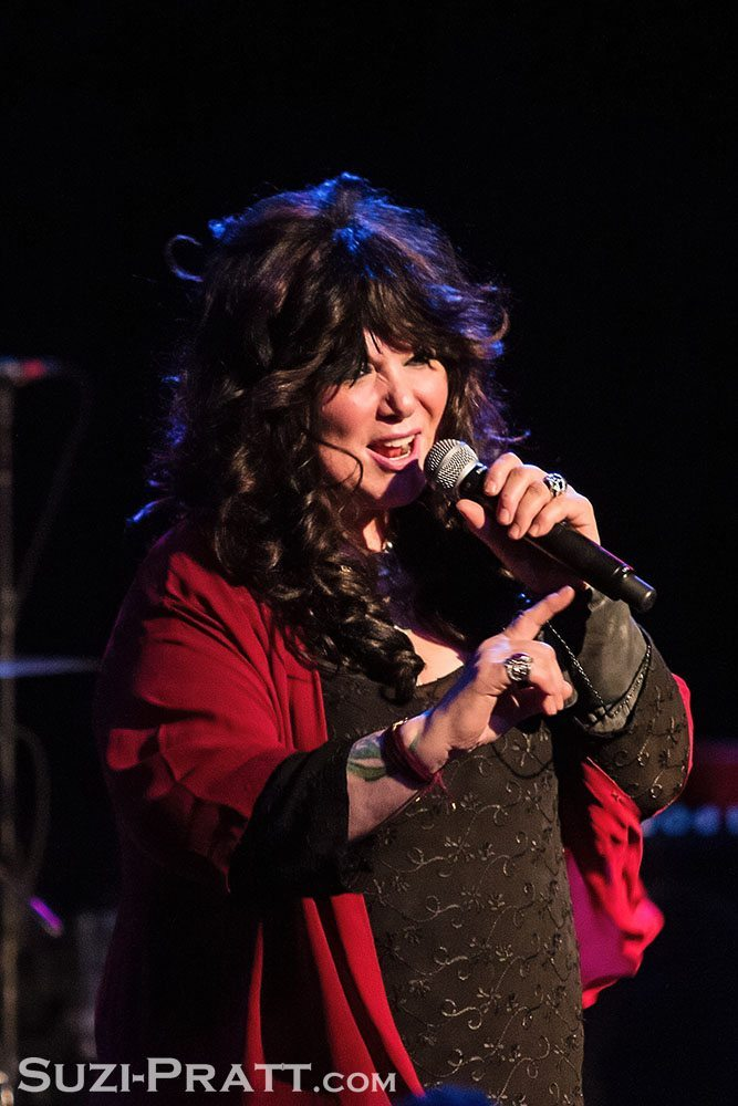 Ann Wilson and Nancy Wilson Heart Seattle
