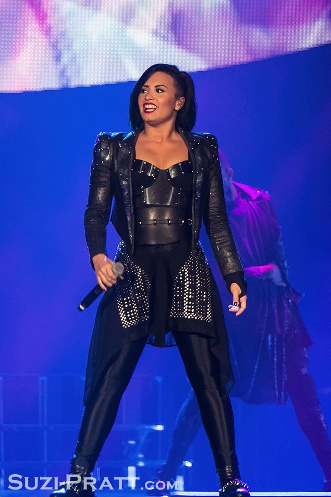 Demi Lovato Seattle