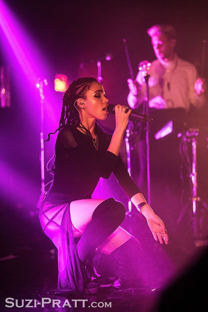FKA Twigs @ Showbox in the Market Seattle