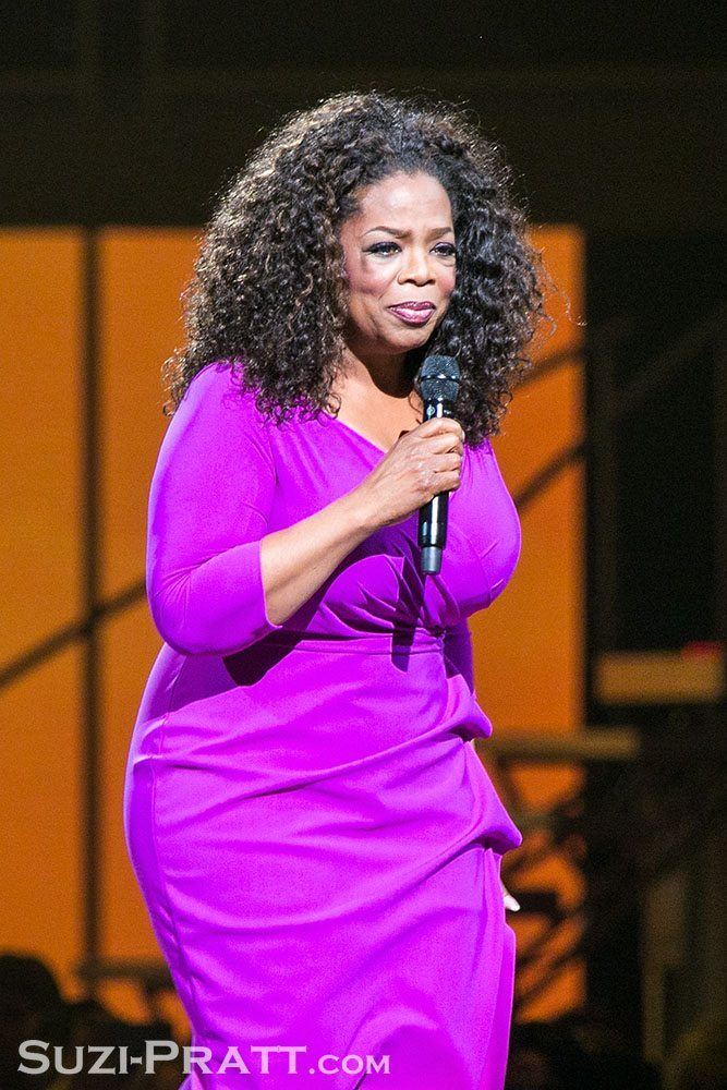 Oprah Winfrey's The Life You Want Weekend in Seattle, WA