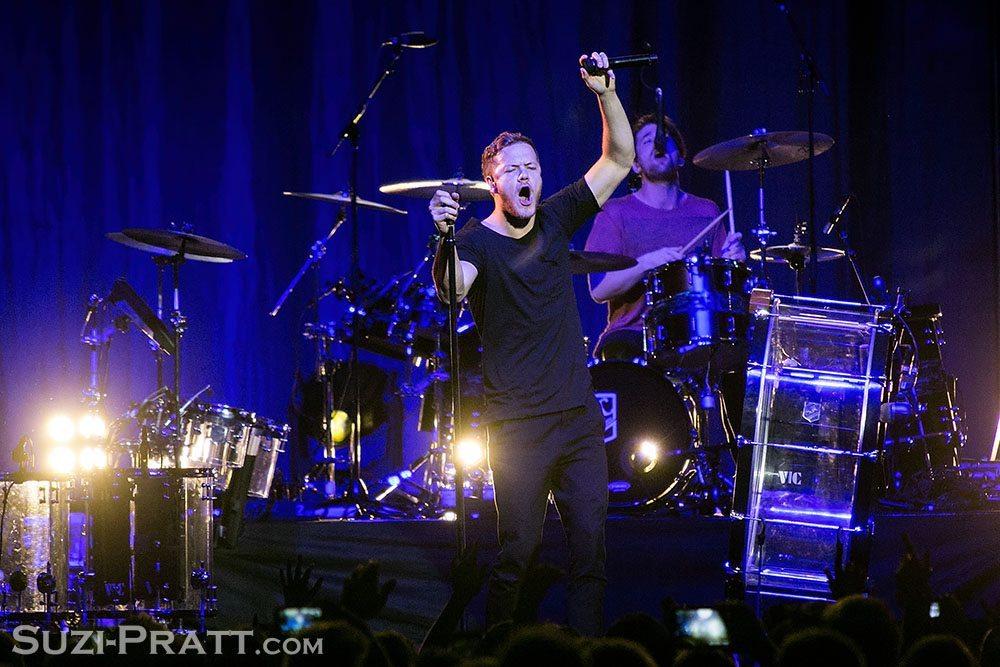 Imagine Dragons @ KNDD 107.7 The End's Deck the Hall Ball 2014