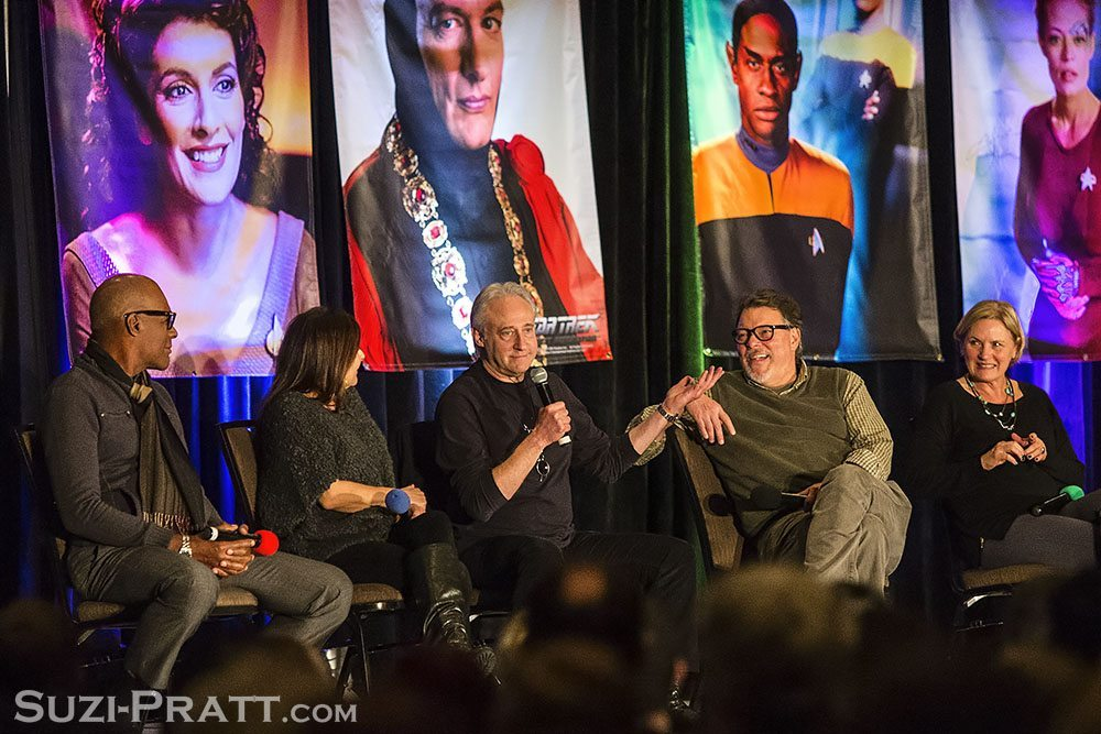 Star Trek Convention Seattle event photography