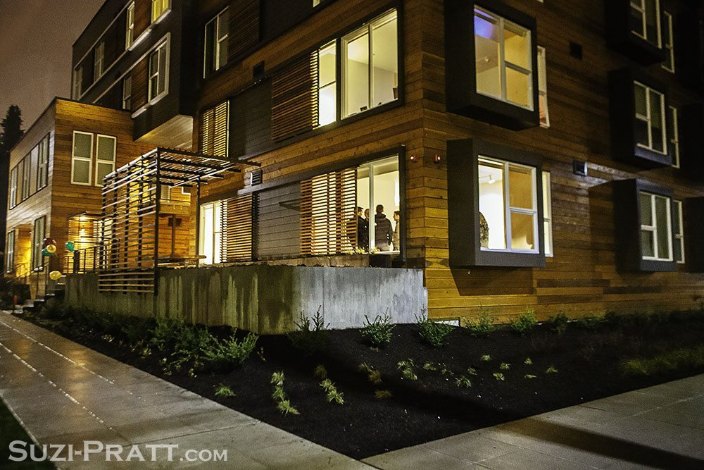 Yardhouse Seattle apartment real estate photography
