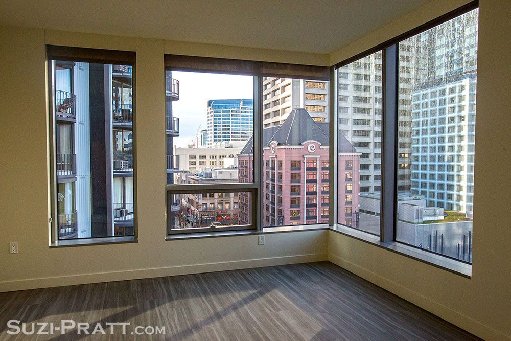 Premiere on Pine Seattle real estate photography