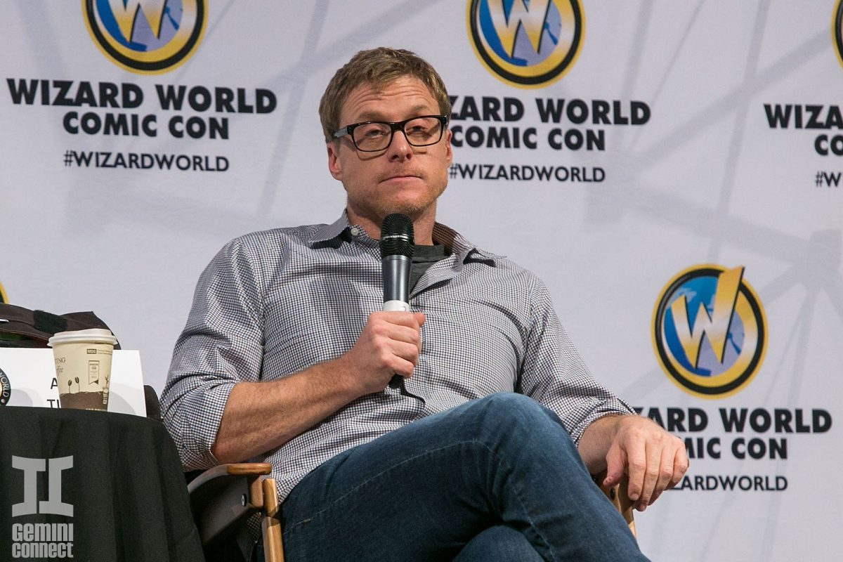 Wizard World Portland Comic Con Alan Tudyk