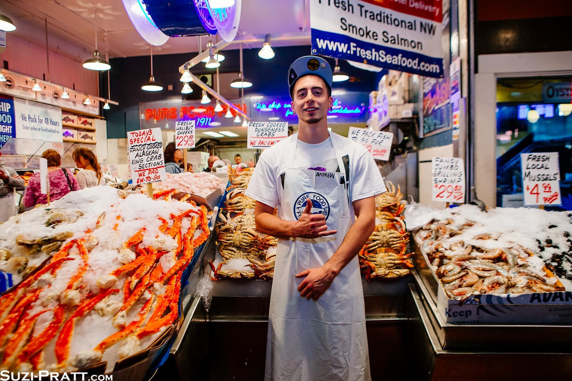 Pike Place Market Watermarked-6
