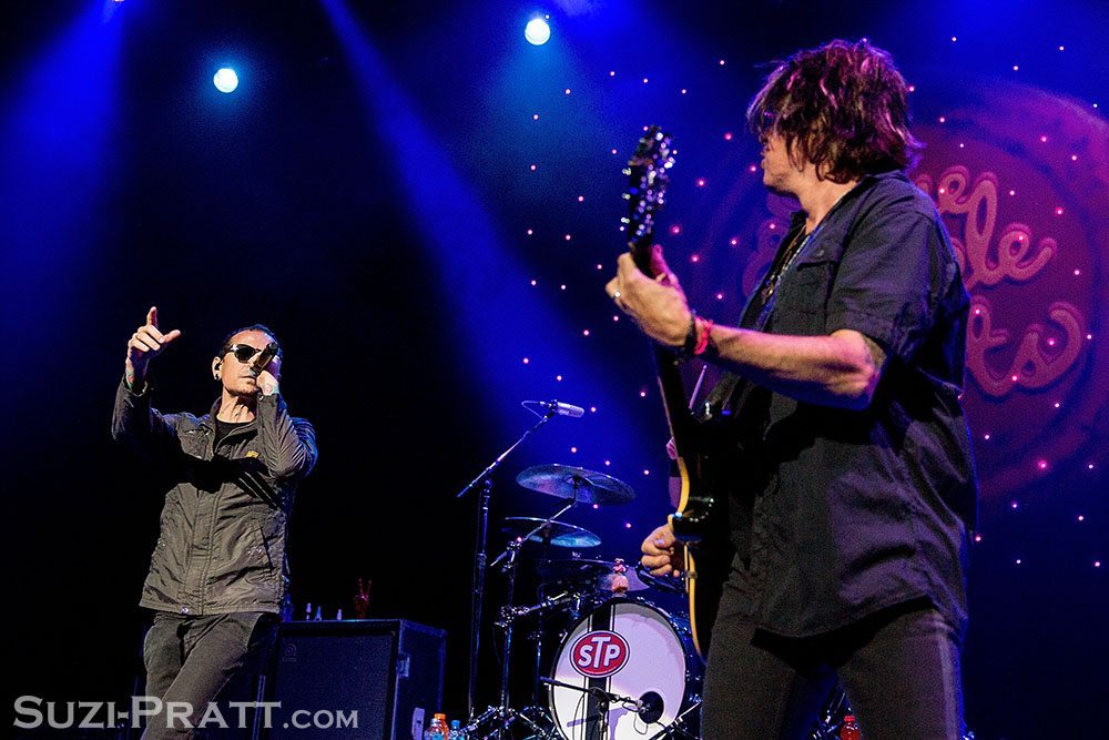 Stone Temple Pilots @ Paramount Theater in Seattle, WA