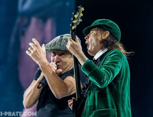 "Photos: AC/DC ""Rock or Bust"" 2016 Tour Opener"