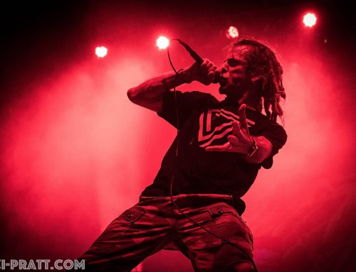 Photos: Lamb of God