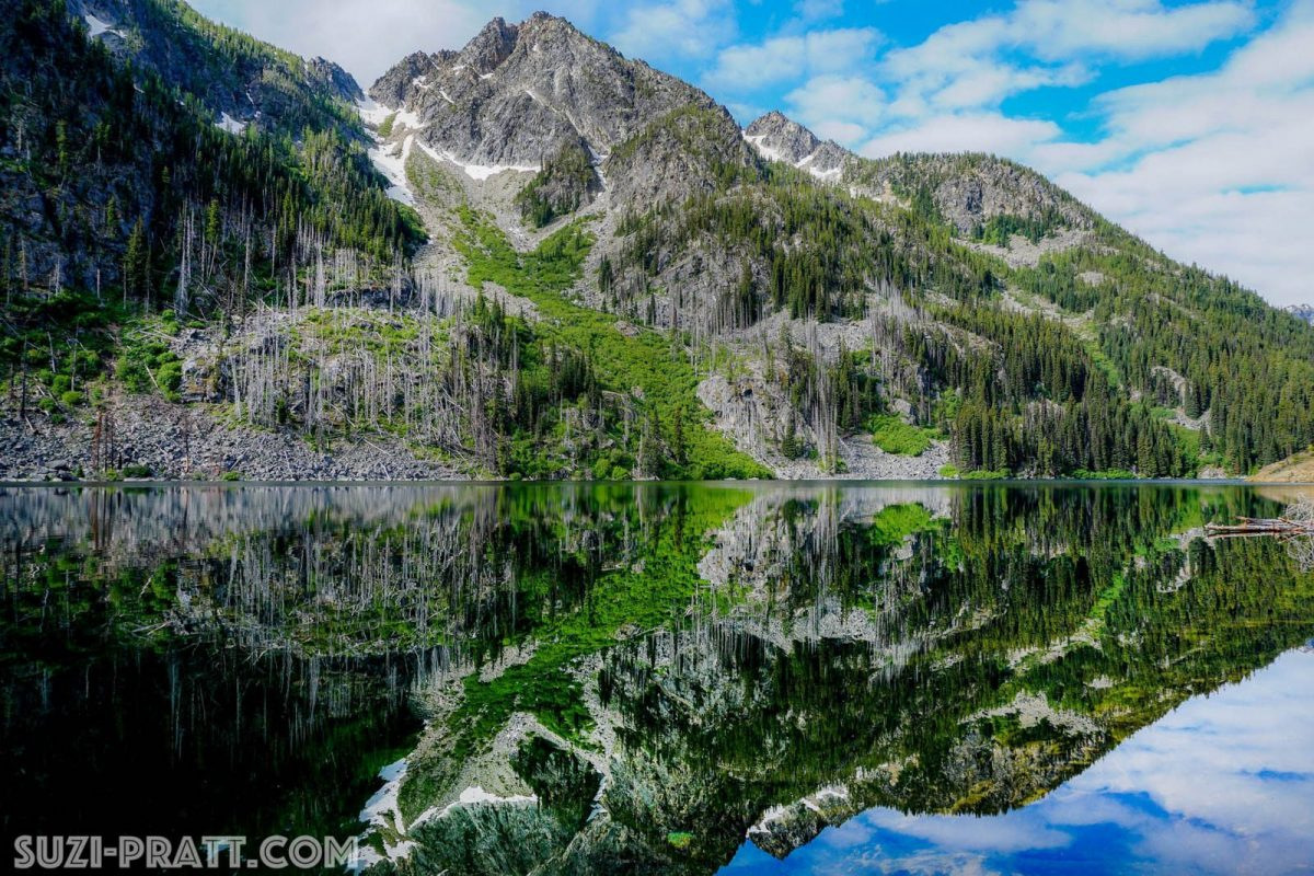Enchantments Hiking Travel Photography Washington