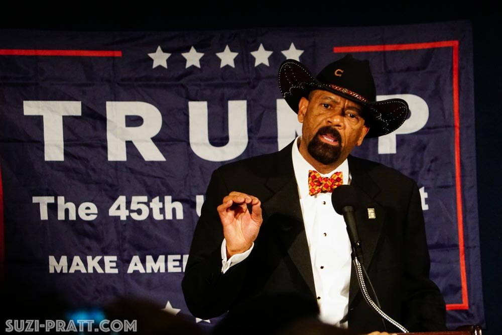 Deploraball Sheriff Clarke