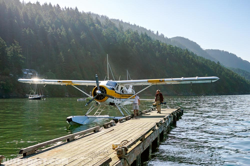 Orcas Island Seattle Seaplane