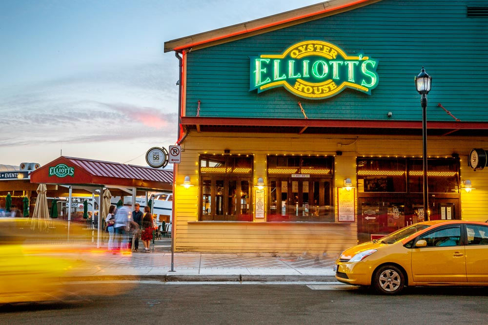 Elliotts Oyster House Restaurant Photos